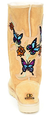 koolaburra BUTTERFLY boots Koolaburra Butterfly Boots