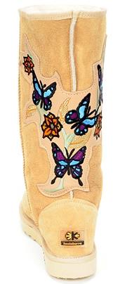 koolaburra BUTTERFLY boots Koolaburra Butterfly Boots
