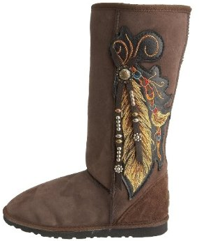 koolaburra brown Koolaburra Feather Boots