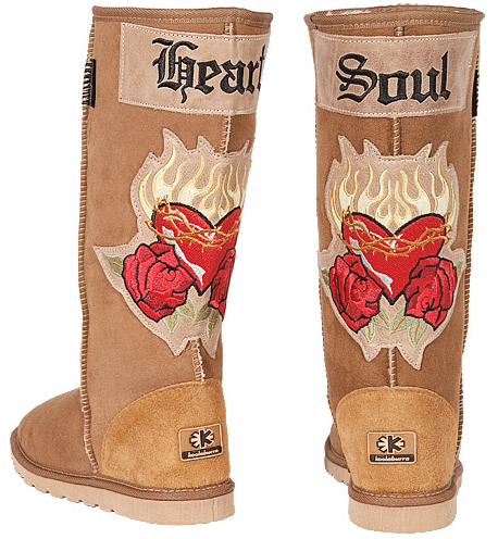 koolaburra heart soul boots Heart & Soul Koolaburra Boots