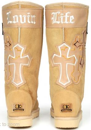 koolaburra tan boots Koolaburra Lovin Life Chestnut Boots