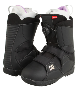 DC Snow boots DC Chalet Snow Boots