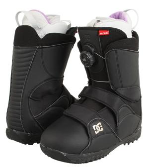 DC Snow boots DC Chalet Snow Boots