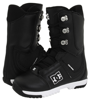 DC Snowboots black DC Chalet Snow Boots
