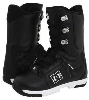 DC Snowboots black DC Chalet Snow Boots