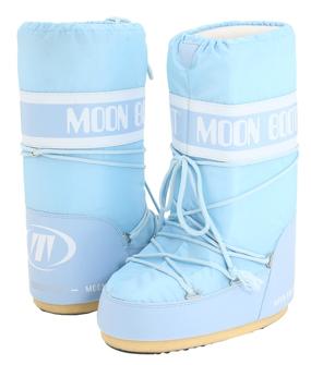 Tecnica moon boots blue Tecnica Moon Boots
