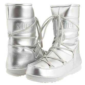 Tecnica moon boots silver Tecnica Moon Boots