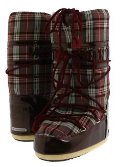 Tecnica moon boots tartan Tecnica Moon Boots