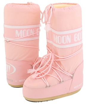 pink moon boots1 Tecnica Moon Boots