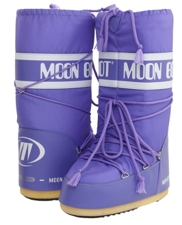 purple Tecnica moon boots Tecnica Moon Boots