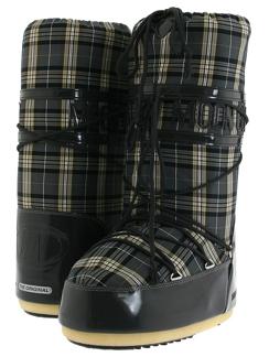 tartan Tecnica moon boots Tecnica Moon Boots