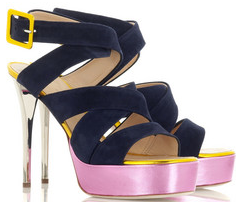 Giuseppe Zanotti Strappy platform sandals Giuseppe Zanotti Strappy platform sandals