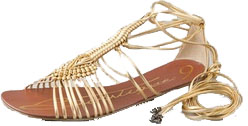 Boutique 9 Pye Macrame Flat Sandals Boutique 9 Pye Macrame Flat Sandals