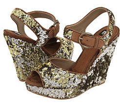 DG Sequin Platforms D&G Sequin Platforms