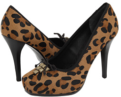 Juicy Couture Trixie Leopard Heels Juicy Couture Trixie Leopard Heels
