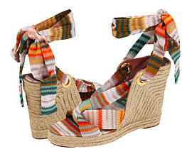 Missoni Wedge Espadrilles Missoni Wedge Espadrilles