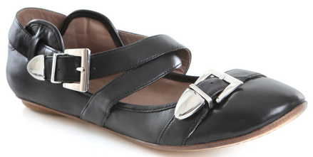 Belle by Sigerson Morrison Buckle detail shoes Sigerson Morrison Buckle detail Belle shoes