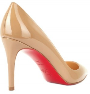 Christian Louboutin 85 Pigalle Patent Pointy Pony Toe Pumps 85 pigalle patent pointy toe pumps Christian Louboutin