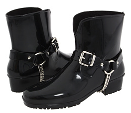 Marc by Marc Jacobs black boots Marc by Marc Jacobs ankle shiny black boots
