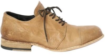 BB Bruno Bordese Washed Calfskin Lace up shoes BB Bruno Bordese Washed Calfskin Lace up shoes