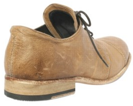 BB Bruno Bordese Washed Calfskin Lace ups BB Bruno Bordese Washed Calfskin Lace up shoes