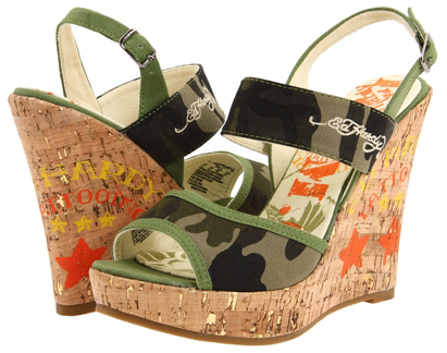 Ed Hardy Private army Wedges Ed Hardy Private