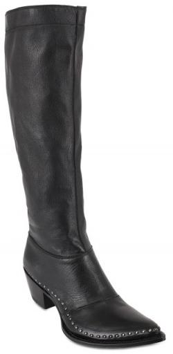 Gianni Barbato Soft Nappa Stud Boots Gianni Barbato Soft Nappa Stud Boots