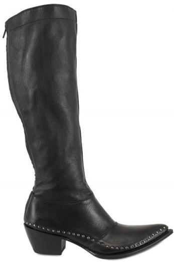 Gianni Barbato Stud Boots Gianni Barbato Soft Nappa Stud Boots