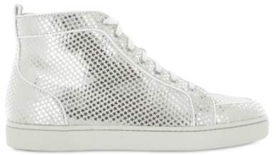 LOUBOUTIN SNEAKERS Christian Louboutin Rantus Orlato Stars High Sneakers