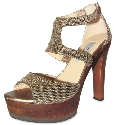 jimmy choo1 Jimmy Choo Glitter Sandals