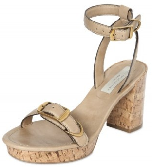 Stella McCartney Cork Ankle Sandals Stella McCartney Cork Ankle Sandals
