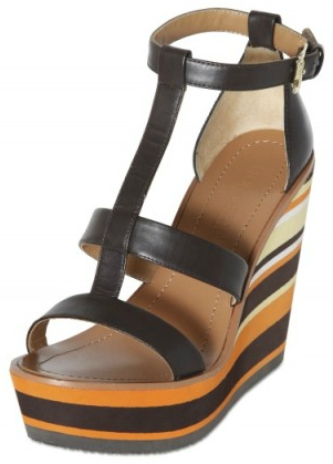Blond Ambition Stripy Micro Wedges Blond Ambition Stripy Wedges