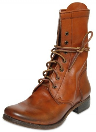 Strategia Leather Lace boots Strategia Leather Lace ups