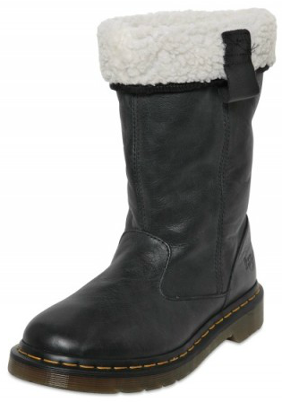 Dr Martens washed calfskin boot Dr Martens washed calfskin boots