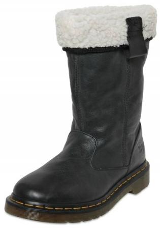 Dr Martens washed calfskin boot Dr Martens washed calfskin boots
