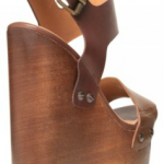 Lanvin Buckled Wedges