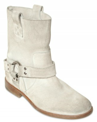 Maison Martin Margiela Vintaged Crust Leather Low Boots Maison Martin Margiela Vintaged Crust Low Boots