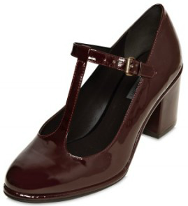 Opening Ceremony Patent Mary Jane Pump Opening Ceremony Patent Mary Jane Pumps