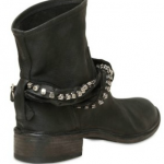 Strategia Ankle Stud Boots