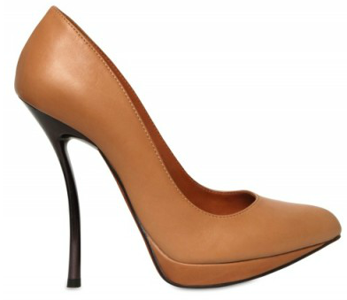 Lanvin Virgule Pointy Pump Lanvin Virgule Pointy Pumps