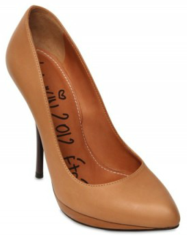 Lanvin Virgule Pointy Pumps