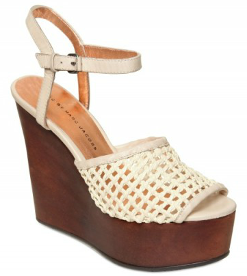 Marc by Marc Jacobs Woven Vegetal Wedge Marc by Marc Jacobs Woven Vegetal Wedges